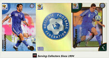 2010 Panini South Africa World Cup Soccer Cards Team Set Hellas (3)