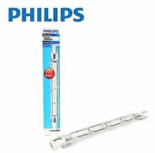 Philips PLUSLINE 300w R7S J78 R7 Linear Halogen Bulbs Security Lamp Flood Light
