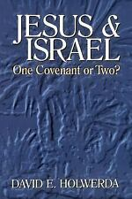 Jesus and Israel : One Covenant or Two? by David E. Holwerda (1995, Paperback)