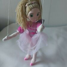 The Puppet Company fairy marionette puppet fairy ballerina with Tutu