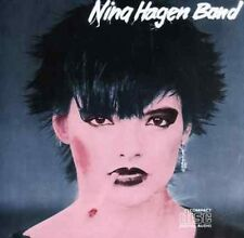 Nina Hagen Band - Nina Hagen (1991, CD NIEUW)