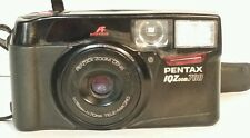 """Pentax IQ Zoom 700 Camera"" Point And Shoot 35mm Camera Vintage"