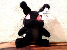 Mcdonalds Neopets Grundo Black Shadow Stuffed Figure Plush Plushie Toy