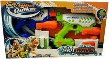 Brand New NERF Super Soaker SHOTWAVE Water Pistol BLASTER 2 Pack