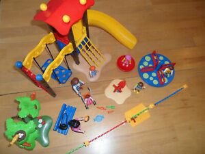 Playmobil Spielplatz ähnl. Set 5568