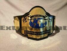 NWA World TAG TEAM Wrestling Championship Belt.Adult Size