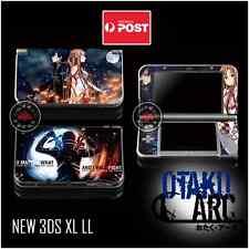 NEW 3DS XL Skin - Sword Art Online - New Nintendo 3DS XL