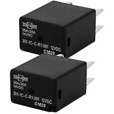 Automotive Relays SPDT 35A 12VDC ( Pack Of ) 301-1C-C-R1-U01-12VDC
