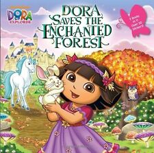 Dora Saves the Enchanted Forest/Dora Saves Crystal