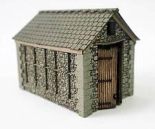 Ancorton Models Small Barn Kit- Laser Cut Wood Kit N Gauge