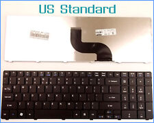 Laptop US Layout Keyboard for Acer Aspire 7735 7735Z 7735ZG 7735G 7535/g 7745