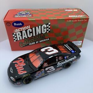 1998 Monte Carlo DALE EARNHARDT #3 GM Goodwrench Service Plus Limited 12500 1:24