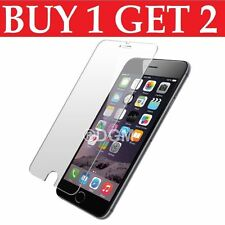 100% Genuine Tempered Glass Screen Protector Protection For iPhone 6 6S Premium