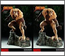Sideshow Exclusive Premium Format Sabertooth  / Marvel Comics / X-Men