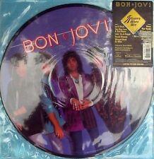 Bon Jovi Excellent (EX) Grading Metal Vinyl Records
