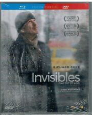 Invisibles (Time Out of Mind) (Edición Especial B-R + DVD) (Bluray Nuevo)