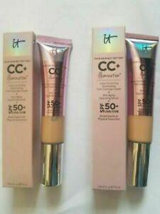 IT Cosmetics Your Skin But Better CC+ Cream Illumination SPF 50+ Light/Medium