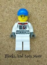Lego City Space Theme Astronaut Minifigure Figure From 60077 Space Starter Set