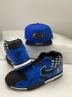 NIKE AIR TRAINER 1 MID SOA MEN'S US SIZE 10-13 STYLE # AQ5099-400 msrp.$120