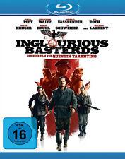 Inglourious Basterds (Tarantino) Brad Pitt - Christoph Waltz       Blu-ray   069