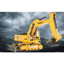 1:18 Electric RC Remote Control Excavator Construction Truck Toy for Kids