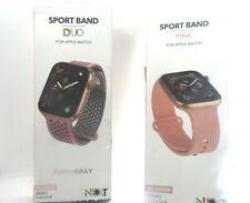 Next Bundle Pair of Apple Watch Bands |Pink, Pink/Gray| *FREE SHIP*