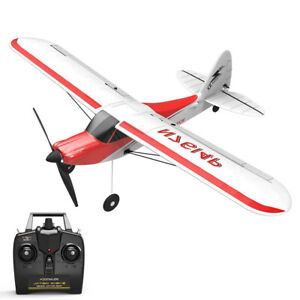 VOLANTEX RC Plane Foam Airplane 6-Axis Gyro 4CH RTF Remote Control Aircraft AA
