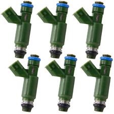 OEM Denso Fuel Injectors Set for 02-05 Jaguar X-Type 2.5 V6 03 04
