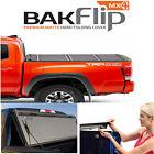 BAK MX4 Hard Tri Folding Tonneau Cover Black 2019-2021 Ram 1500 Truck 5.7FT Bed