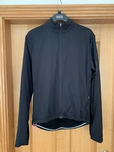 Rapha Winter Windblock Jersey - Size Medium Merino Wool RRP £160