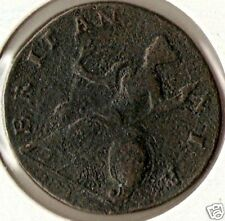 UK, Great Britain - 1739 GEORGE II  - Half Penny - #2