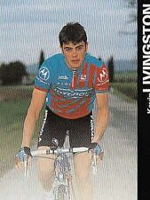 KEVIN LIVINGSTON Cyclisme Cycling Ciclismo Motorola 96