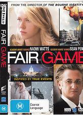 Fair Game-2010-Naomi Watts-Movie-DVD