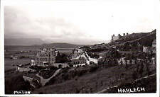Harlech by W.A. Maton, Barmouth, Art Dealer & Photographer.