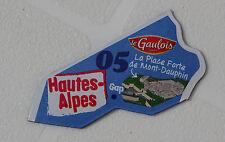 05 HAUTES ALPES  MAGNET LE GAULOIS CARTE NOUVELLE COLLECTION DEPARTAIMANT