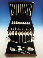 Dimension by Reed and Barton Sterling Silver Flatware Service Set 63 PC Modern