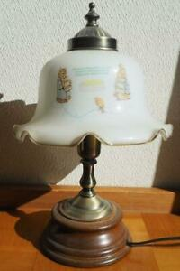 Peter Rabbit bedside lamp lighting confirmed