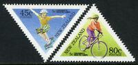1995 New Zealand~Health~Unmounted Mint~Stamp Set~ UK Seller~