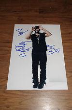 USHER signed Autogramm auf 20x30 cm Foto InPerson LOOK