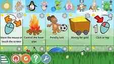 Gcompris : I got It (Educational Software for Children Aged 2 to 10) Pc/Mac Usb