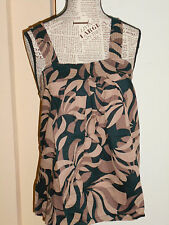 ETAM haut de pyjama/blouse/tunique style baroque T 36/38