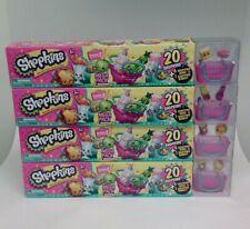 Brand New Season 3 Shopkins Chef Club MEGA 20 Pack Limited Season NEW SHOPKINS