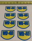 WD-40 Sticker Decal 8 Pack