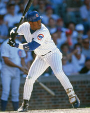 1998 Chicago Cubs SAMMY SOSA Glossy 8x10 Photo Baseball Print Poster