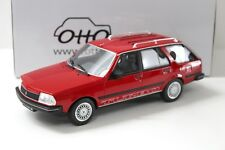 1:18 OTTO Renault 18 Turbo Break 1984 red NEW bei PREMIUM-MODELCARS