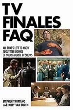 TV Finales FAQ: All Thats Left to Know A