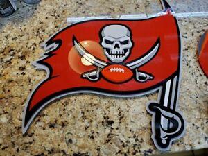 Buccaneers 3D SIGN art Brady bucs man cave football display Tampa Bay Florida