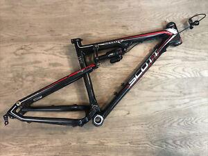 """Scott Spark 10 Full Suspension Carbon Mountain Bike Frame Medium 26"""""""