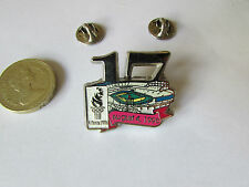 ATLANTA  Olympics 1996  17 Days to Go 04 Aug 96  Original Metal PIN Badge 613042