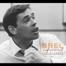 Jacques BREL-INFINIMENT-Best of CD 19 tracks pop hits/COMPILATION NEUF